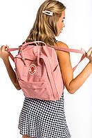 Рюкзак Fjallraven Kanken Classic Pink 38х27х13см (Розовый)