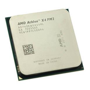 Процессор AMD Athlon X4 760K, 4 ядра, 3.8ГГц, FM2