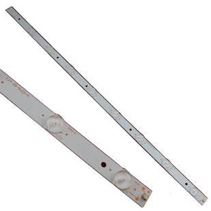 LED планка лампа подсветки ЖК телевизора 32, 631мм 9LED CJY-32-DLED-A