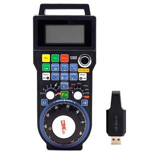Пульт управления беспроводной WHB03B для ЧПУ станка NCStudio Mach3