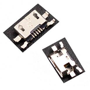 Разъем MicroUSB 5pin MC-259 Motorola Moto G G2 XT1063 XT1068 XT1069