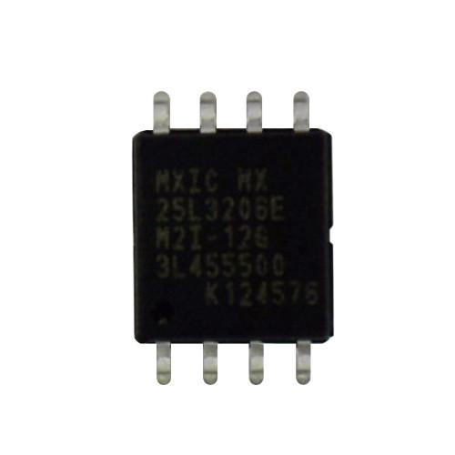 Чип MX25L3206E 25L3206E SOP8, CMOS SERIAL FLASH 32Мбит
