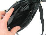 Мужская кожаная сумка Always Wild C48.0525 черная, фото 10
