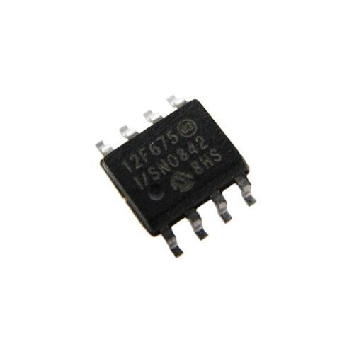 Чип PIC12F675-I/SN 12F675 SOP8, Микроконтроллер