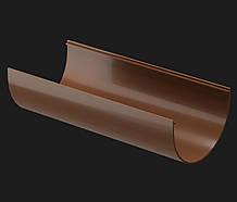 Желоб водосточный Docke Premium Каштан 120.65 мм длина 3м