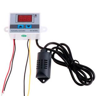 Регулятор влажности гидростат реле XH-W3005 0-99% 220В 1500Вт