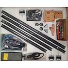 ЧПУ станок гравировальный лазерный гравер 395х285мм S1 S2 CNC3928, фото 3