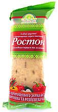 """Хлібці """"Росток"""" з солодким перцем а зеленню ТМ УкрЕкоХліб"""