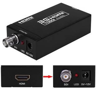 Конвертер SDI - HDMI, видео, аудио, SDI-HD, SDI-3G