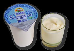 Йогурт 2,5% 380г ТМ Ама