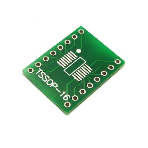 SOP16 SO16 SOIC16 - DIP16 перехідник адаптер