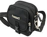 Компактная сумка через плече Wallaby 3161 черная, фото 4