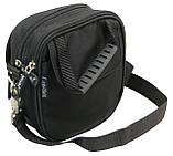 Компактная сумка через плече Wallaby 3161 черная, фото 5