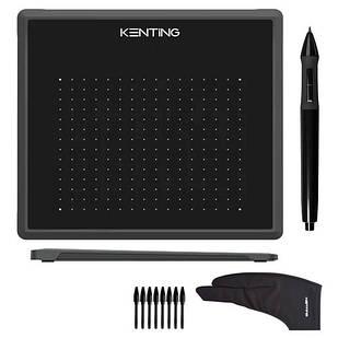 """Графический планшет с пером Kenting K5540 5.4x3.9"""" для Osu!"""