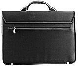 Портфель деловой из кордура Amo Sst05 черный, фото 4