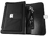 Портфель деловой из кордура Amo Sst05 черный, фото 6