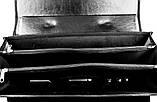 Портфель деловой из кордура Amo Sst05 черный, фото 8