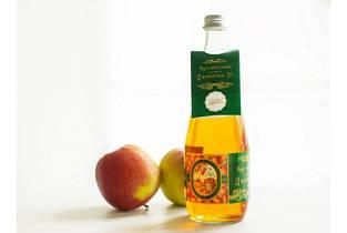 Оцет яблучний 0,33л ТМ Солодка Мрія
