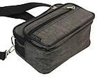 Мужская сумка-барсетка из нейлона Wallaby 2663 хаки, фото 5