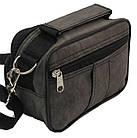 Мужская сумка-барсетка из нейлона Wallaby 2663 хаки, фото 6