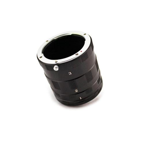 Набор макро колец, удлинительные кольца для Canon