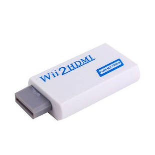 Конвертер Nintendo Wii - HDMI, відео, аудіо, 1080p, адаптер