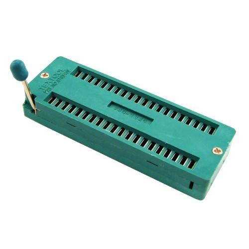 ZIF панель 40 pin з нульовим зусиллям, DIP корпус, B