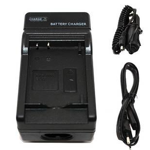 Сетевое + авто зарядное Olympus LI-80B LI80B