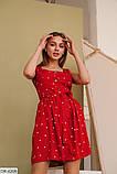 Стильное платье   (размеры 48-54) 0244-93, фото 3