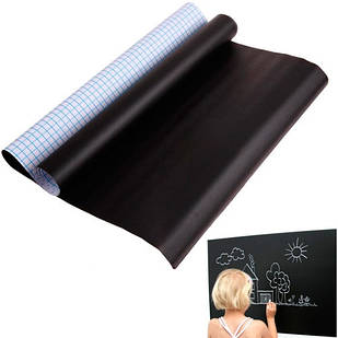 Наклейка доска для рисования мелом Меловая пленка 1м х 45см
