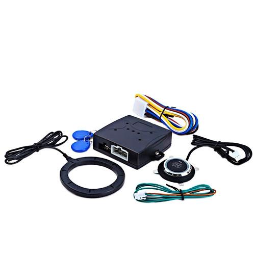 Старт стоп кнопка запуска зажигания двигателя противоугонная RFID 902A