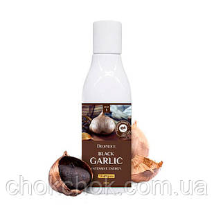Шампунь против выпадения волос с экстрактом чёрного чеснока Deoproce Black Garlic Intensive Energy Shampoo