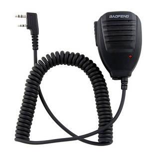Тангента, мікрофон, маніпулятор для рації BAOFENG KENWOOD HYT WOUXUN TG-01
