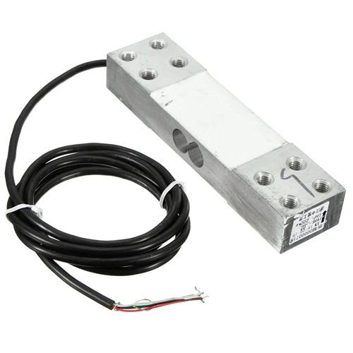 Тензодатчик до 200кг тензометрический датчик для электронных весов