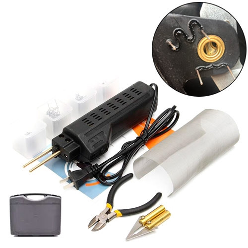 Горячий степлер термостеплер паяльник для пластика 220В М-1