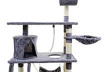Когтеточка, домики, дряпка для кошек FunFit CAT-TREE 1950, фото 3
