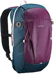 Городской рюкзак Quechua ARPENAZ 2663477 фиолетовый 20 л
