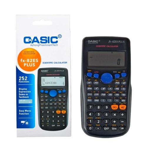 Калькулятор карманный инженерный, 252 функции, 12-разрядный, FX-82ES PLUS