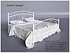 Кровать металлическая - Дармера, фото 5