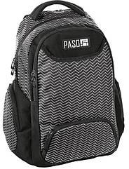 Рюкзак міський PASO 22L, 18-2908WS чорний