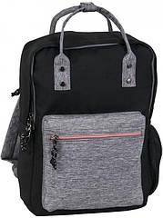 Молодіжний рюкзак-сумка 18L Paso 17-195C