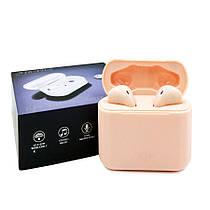Беспроводные наушники A16 TWS Pink/Розовые