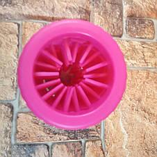 Стакан для мытья лап, лапомойка для собак Soft pet foot cleaner Pink (Для маленьких собак) Розовый, фото 3