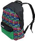 Молодежный рюкзак PASO 12L, 00-220PAN разноцветный, фото 3
