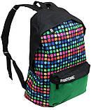 Молодежный рюкзак PASO 12L, 00-220PAN разноцветный, фото 4