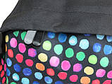 Молодежный рюкзак PASO 12L, 00-220PAN разноцветный, фото 8