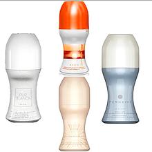 Парфюмерные Дезодоранты -антиперспиранти с шариковым апликатором в ассортименте для нее (50 мл)