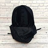 ХИТ!  Молодежный вместительный рюкзак FILA, фила. Черный / F 01, фото 8