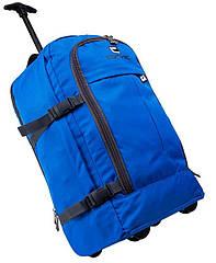 Сумка - рюкзак на колесах 45 L Corvet TB1505-71 синяя