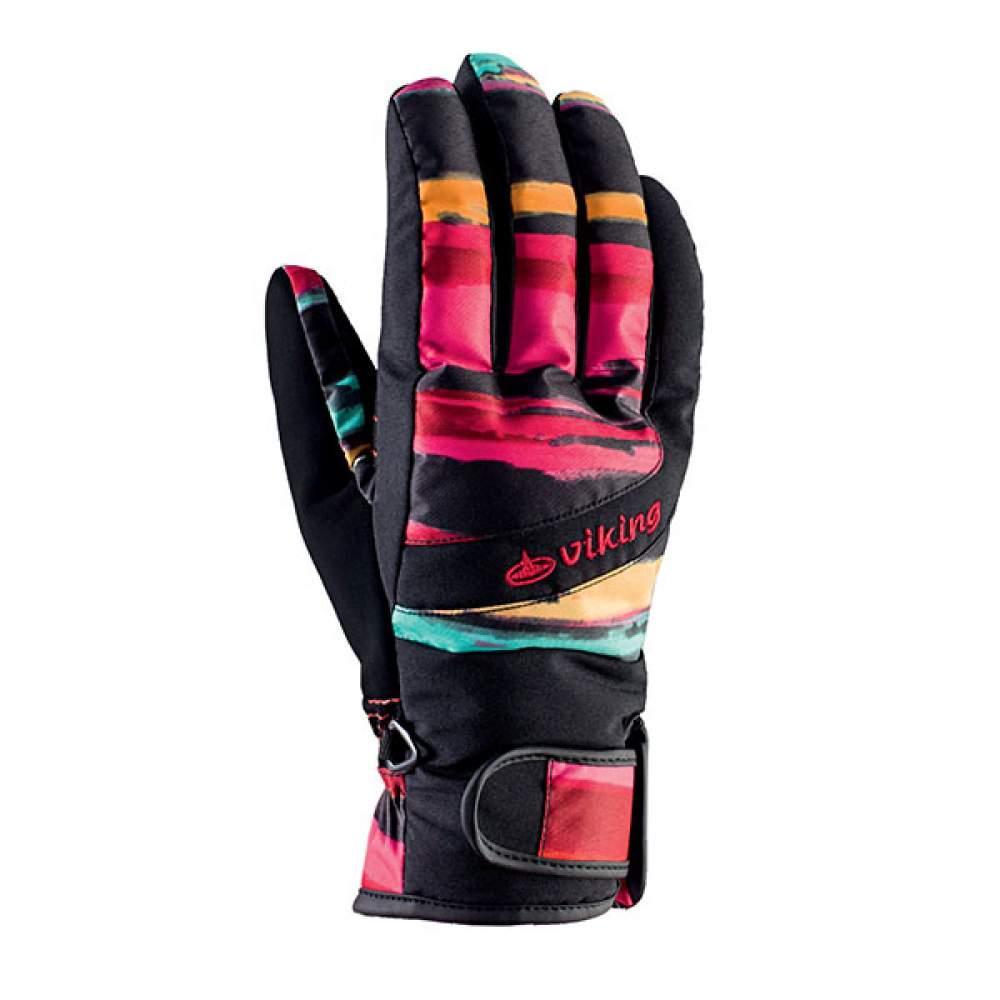 Гірськолижні рукавички Viking Sunset | розмір - 8